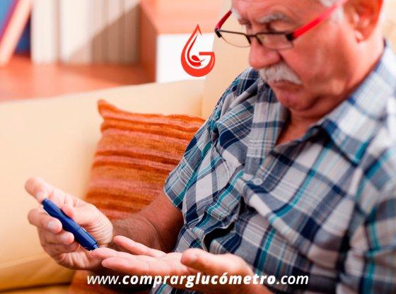 La diabetes en las personas mayores. Consejos y recomendaciones