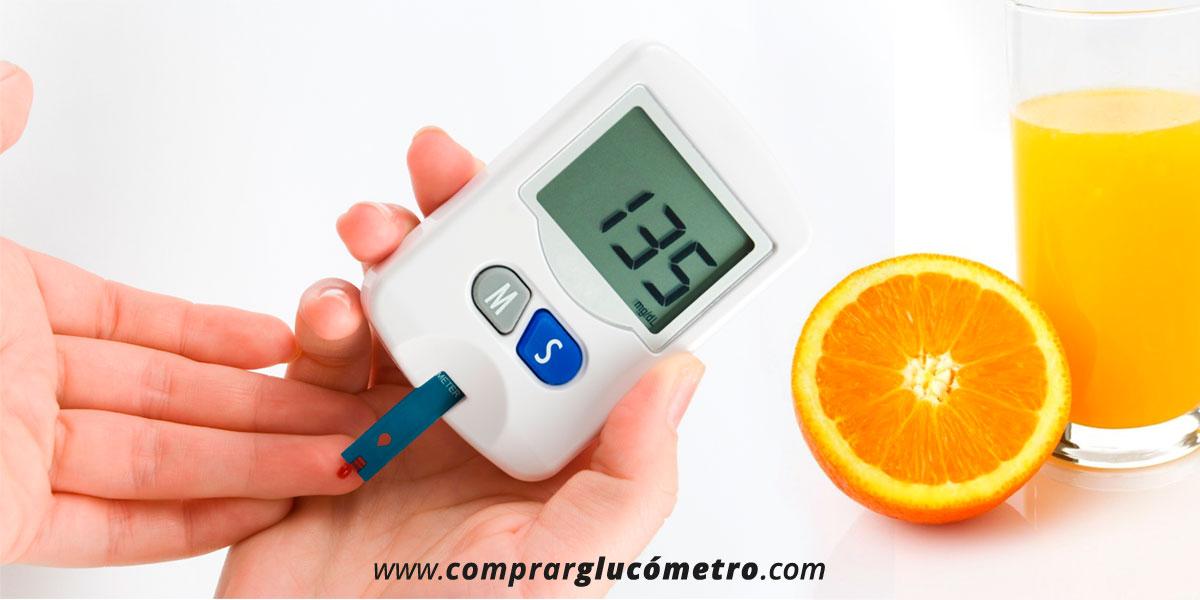 Jugo de Naranja y los Niveles de Glucosa en Diabéticos